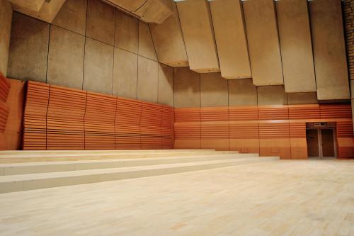 コンサートホールステージ