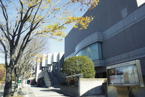 日立システムズホール仙台外観写真