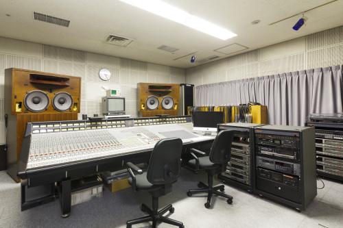 音楽調整室